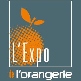 Logo L'Expo de l'Orangerie