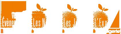 Logos l'Orangerie