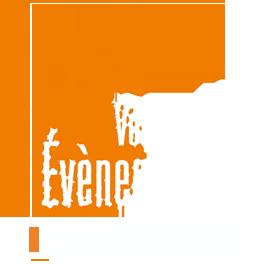 Vos évènements à l'Orangerie